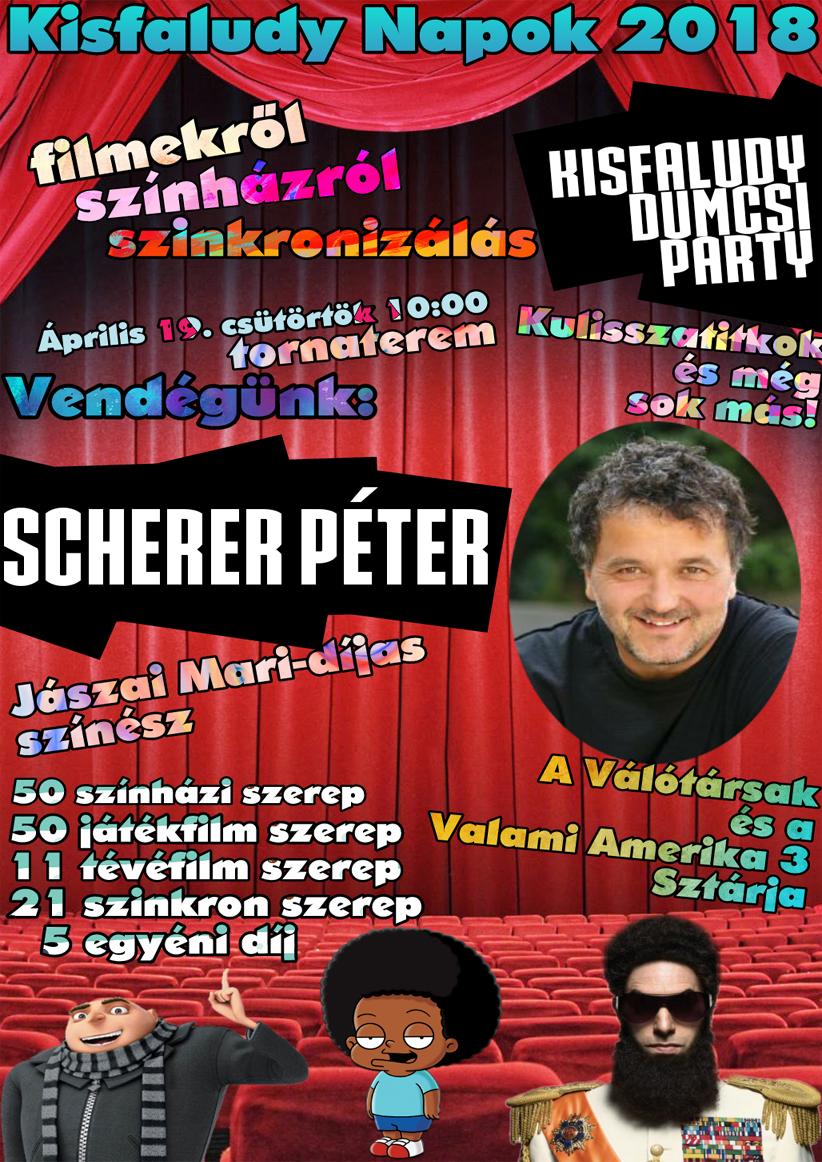 Scherer Péter másolata